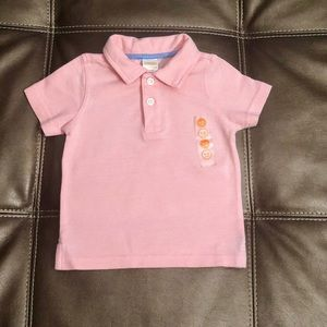 Pink Gymboree Polo